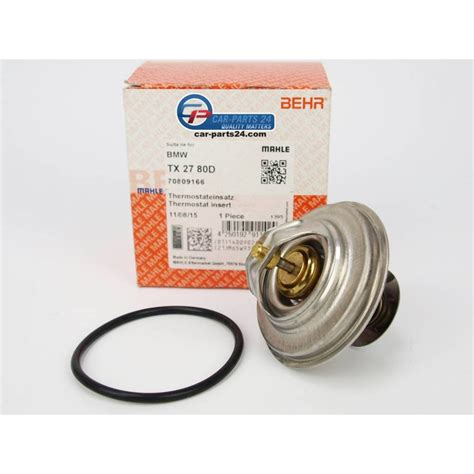 C M B 30 behr thermostat 80 176 c with seal for bmw m20 m30 from 09