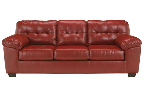 bonded leather sofas salsa bonded leather sofa at gardner white