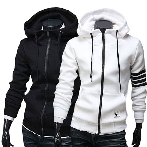 design white hoodie jacket hoodie design fashion ql