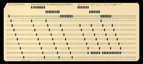punches card billyjim47 s my with technology chapter 1 0