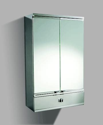 Metal Bathroom Storage Visnu Bathroom Cabinet By Hib