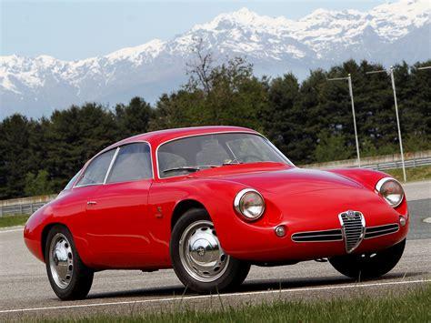 1961 alfa romeo giulietta sz coda tronca 101 classic f