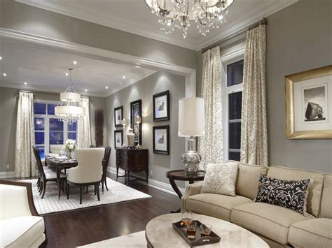 curtain decorating ideas for living rooms light grey walls with wood floors light gray