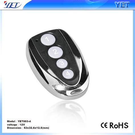 mando a distancia universal garaje mando a distancia inal 225 mbrico universal para apertura de
