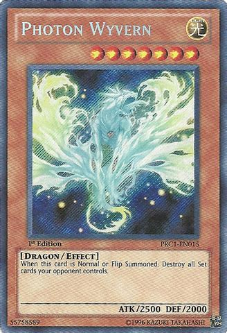 Maat Prc1 En017 Secret Yu Gi Oh Card photon wyvern prc1 en015 secret 1st edition yu gi oh singles 187 2012 premium tin