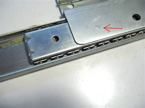Using Drawer Slides As Linear Glides