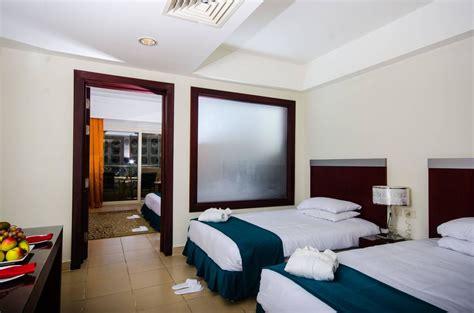 hotels interconnecting rooms quot interconnecting family room quot serenity city in makadi bay holidaycheck hurghada safaga