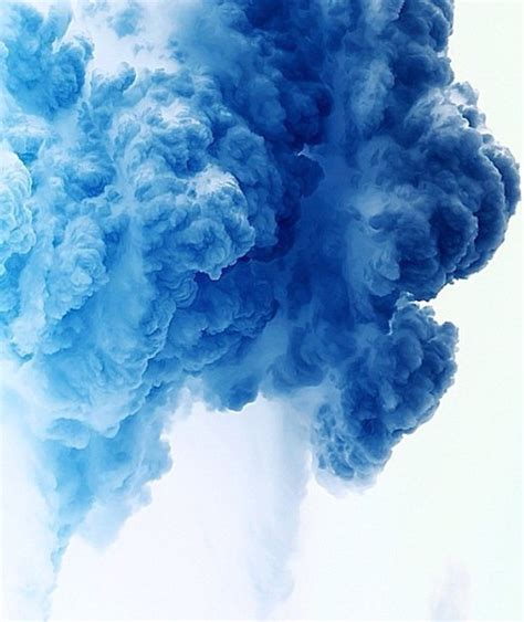Aesthetic Blue Wallpaper | blue smoke repin by at social media marketing pinterest