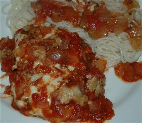 veal parmigiana recipe
