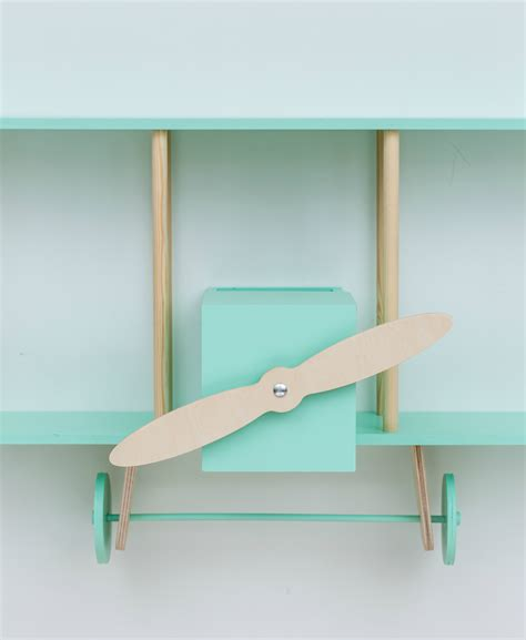 biplane shelf dashy mint green up warsaw