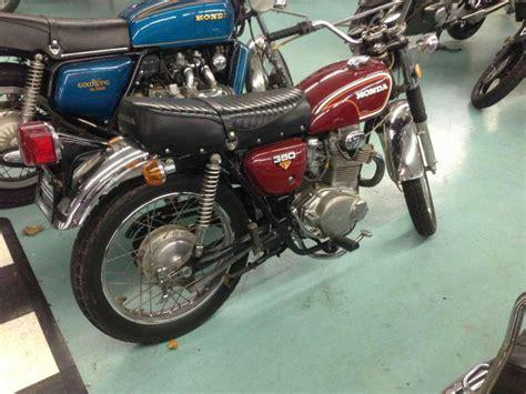 1972 honda cl350 scrambler for sale 1972 honda cl350 classic vintage for sale on 2040motos