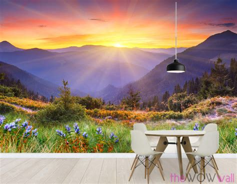 mountain wall murals living room ideas top 5 living room designs beautyharmonylife