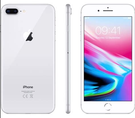 iphone 8 plus 256gb silver apple 2017 nuevo en oferta s 3 700 00 en mercado libre