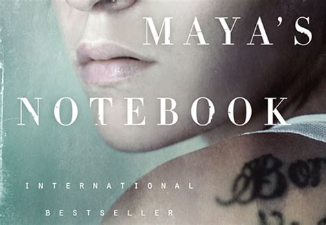 mayas notebook allende finds inspiration for novel close to home minnesota public radio news