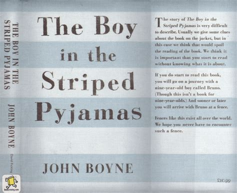 the boy in the striped pyjamas book report the boy in the striped pajamas quotes quotesgram