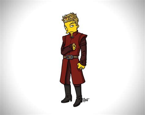 Simpsons Of Thrones by Simpsonized Of Thrones Characters Hiconsumption
