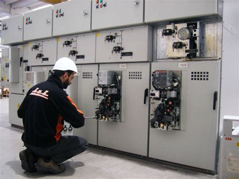 manutenzione cabine elettriche media tensione manutenzione cabine elettriche iei brescia