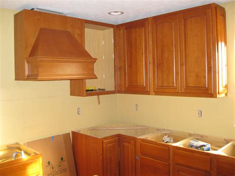 Kitchen Cabinet Wall | west chester kitchen office wall cabinets remodeling