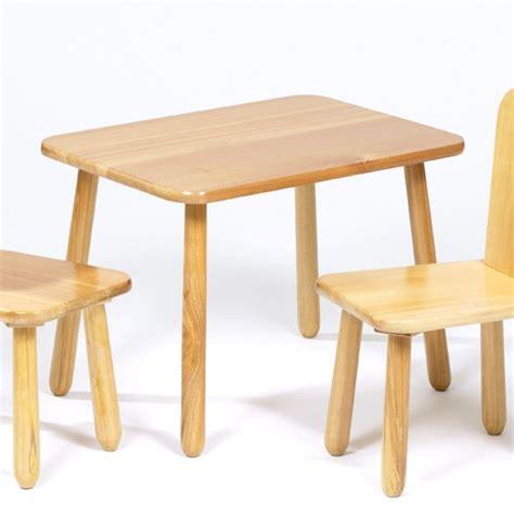 Holz Für Tisch by Kindertisch Massivholz Bestseller Shop F 252 R M 246 Bel Und