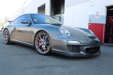 porsche gt3 gray grey 997 gt3 gmg racing