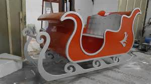 santa s sleigh production process icacreation co uk