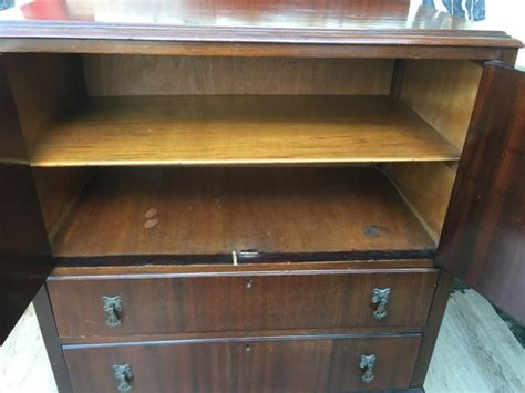 cabinet doors and drawers for sale vintage mahogany cabinet chest with 2 drawers and 2 doors