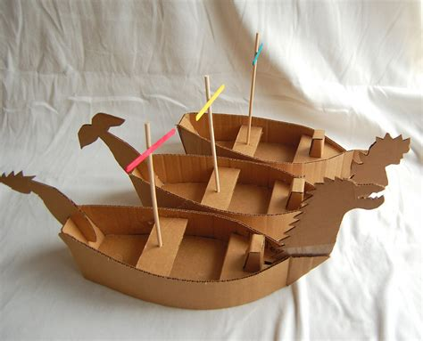 How To Make A Viking Longship Out Of Paper - s pastiche boat festival a roundup of