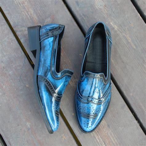 2014 flat shoes 2014 flats patent oxfords s japanned brogues shoes