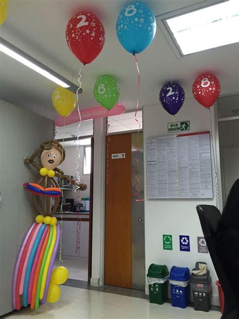 decoracion oficina cumpleaños jefa 15 best decoraciones cumplea 241 os images on pinterest