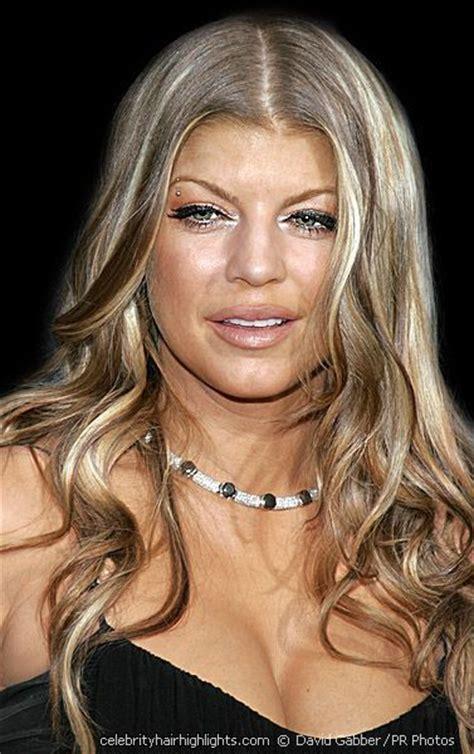 celebrity hairstyles blonde highlights 1254 best hair images on pinterest waterfall braids