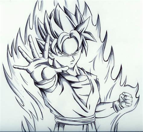 Drawing Goku by Goku Ssj By Martyisi On Deviantart