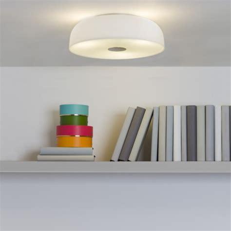 syros modern opal glass ceiling light
