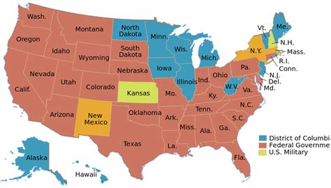 map of us states that the penalty file penalty statutes in the united states 2011 10