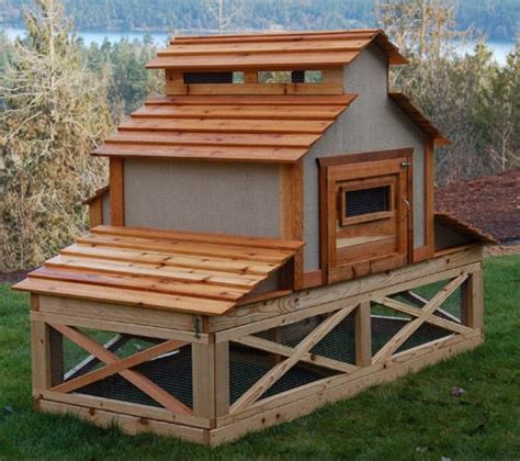 Handcrafted Coops - handcrafted chicken coop seattle chicken coops 360 460