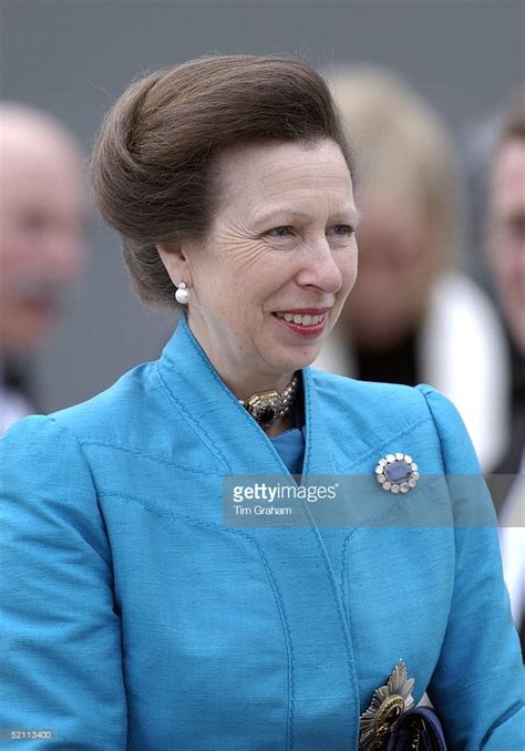 princess anne princess anne portrait hatless pictures getty images