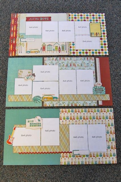 layout of scrapbook scrapbooking page layout scrapbooking inspiration