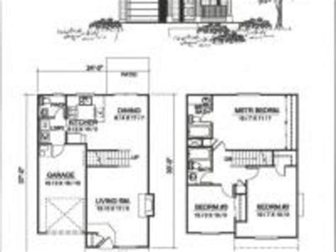 simple two story house plans two story cabin plans mexzhouse