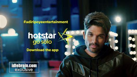new hotstar hotstar s new caign for andhra pradesh telangana