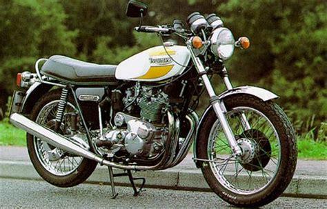 Triumph Motorrad Qualität triumph trident