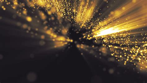 gold background  rays  stock footage video