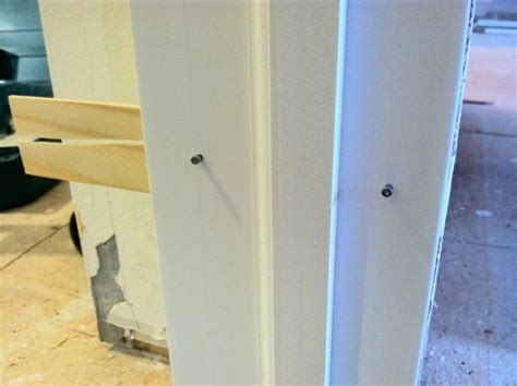 How To Hang An Interior Door by How To Replace A Prehung Interior Door Buildipedia