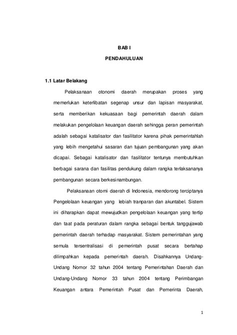 Contoh Proposal Tesis Manajemen Keuangan Daerah | contoh proposal tesis manajemen keuangan daerah