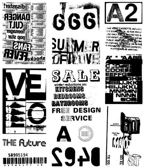 typography symbols free typography vector 123freevectors