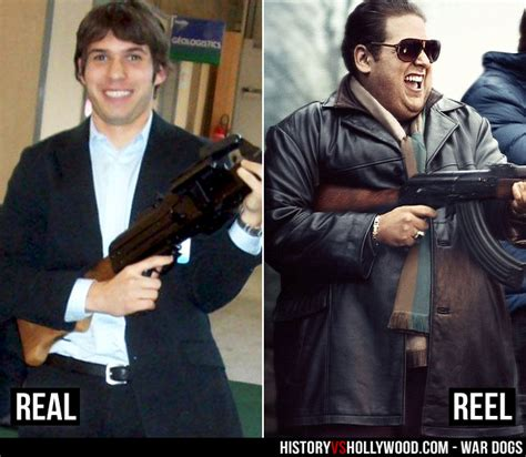 the real war dogs war dogs vs the true story of the real stoner arms dealers