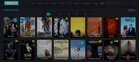 top  sites de  de films gratuits sans