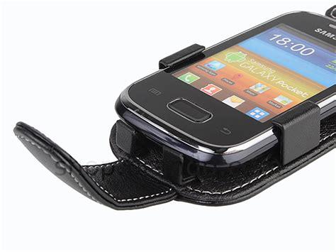 Casing Sarung Flipcover Samsung Pocket S5300 brando workshop leather for samsung galaxy pocket gt