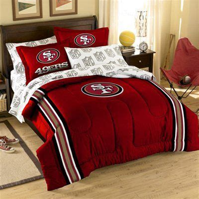 49ers bedding sets nfl twin full queen comforter