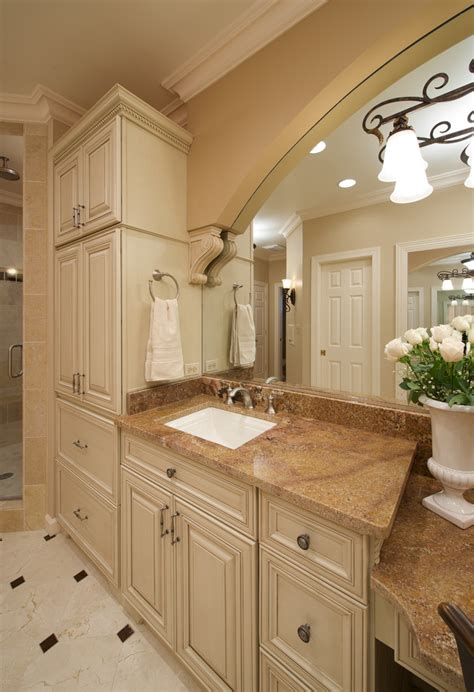 25 traditional tall bathroom cabinet ideas to try