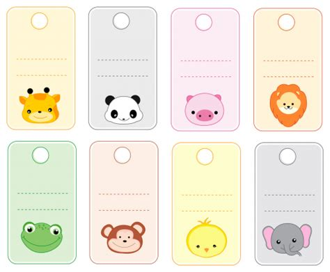 printable cubby tags for preschool preschool name tags for cubbies pictures to pin on