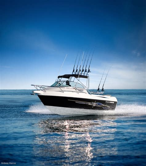 haines boats for sale australia new haines hunter 595 offshore trailer boats boats
